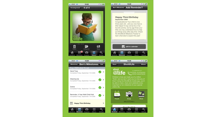 Best App: APCO Worldwide - Shot@Life Campaign